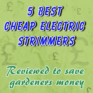 cheap electric strimmers