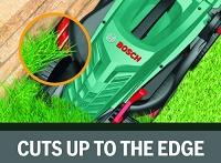bosch mower grass combs
